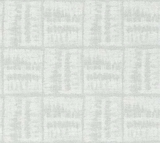 Féhér kék modern geometrikus mintás vlies tapéta