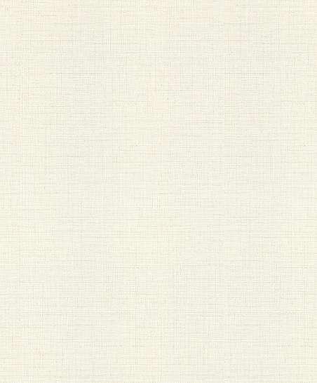 Fehér szövet hatású egyszínű tapéta