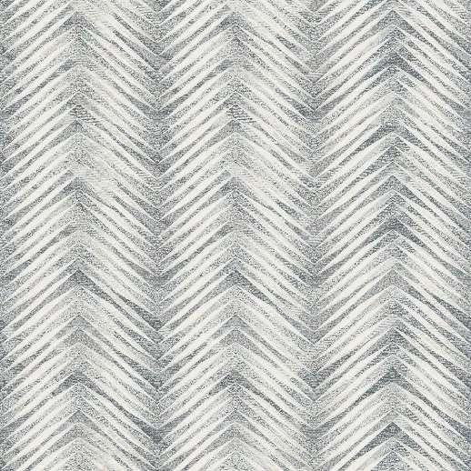 Fehér szürke halszálka mintás modern vlies tapéta