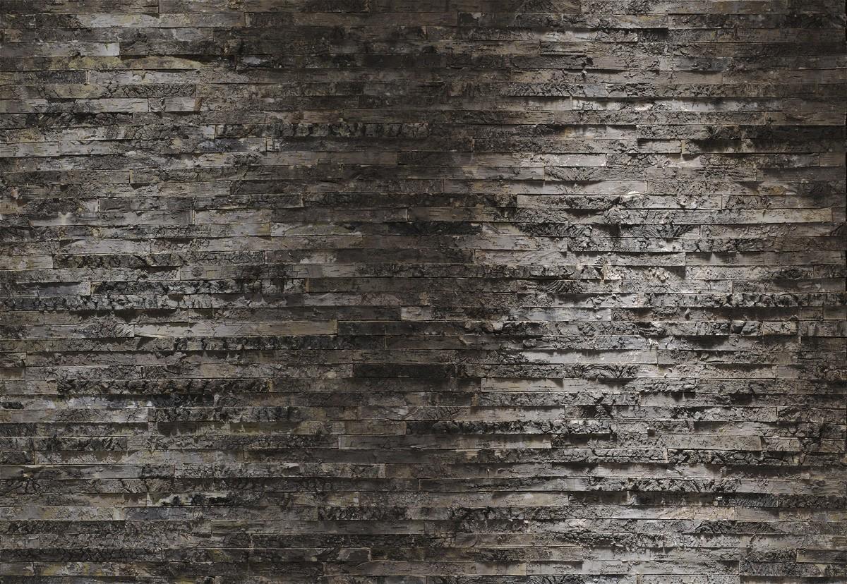 Fekete fakéreg mintás fali poszter