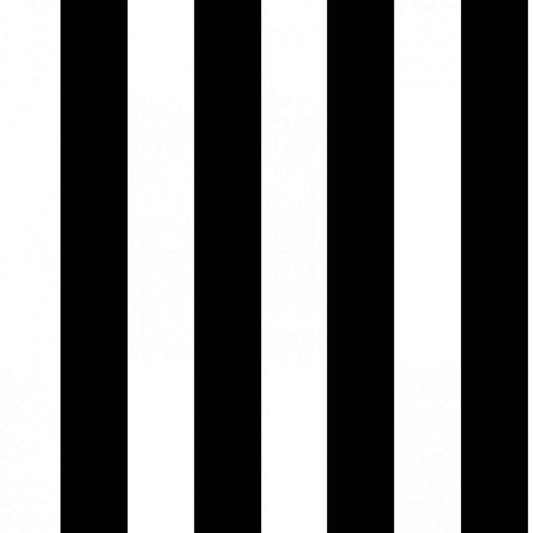 Fekete fehér csíkos mintás gyerektapéta