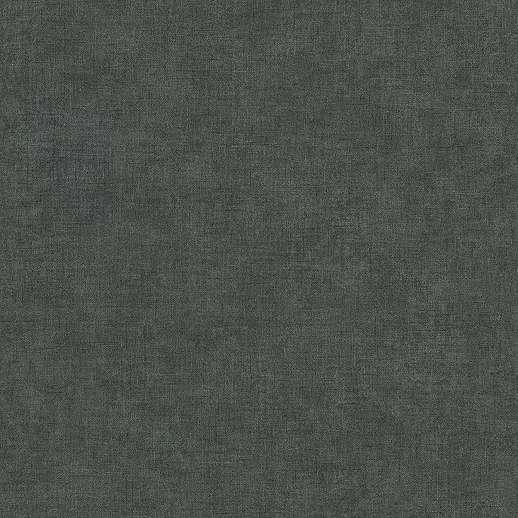 Fekete mosható felületű egyszínű vlies tapéta