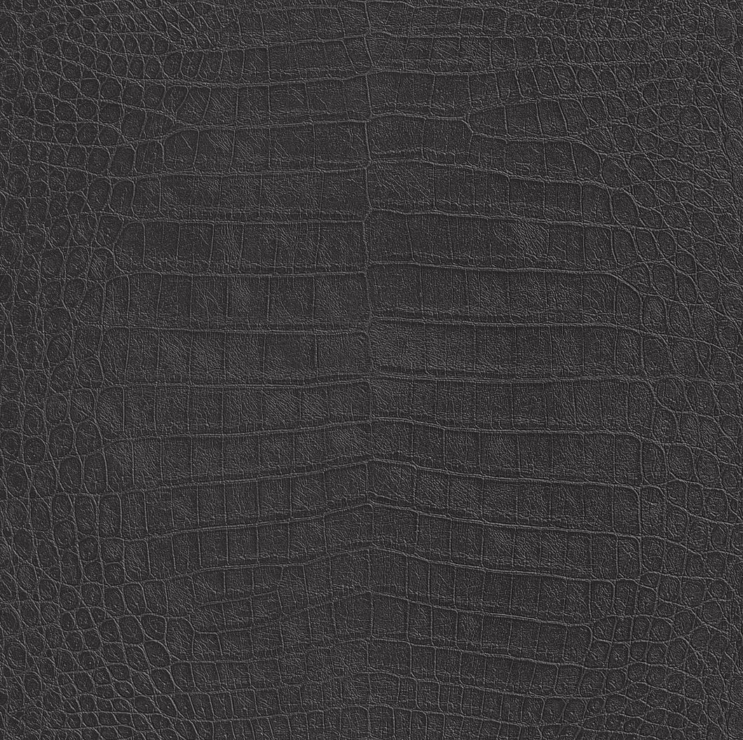 d86a4133c9 Fekete-szürke színű krokodilbőr hatású tapéta - Tapéta webáruház