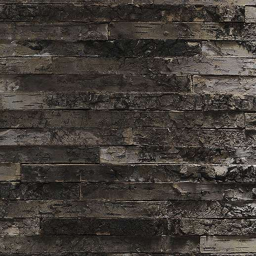 Fekete tégla mintás fali poszter