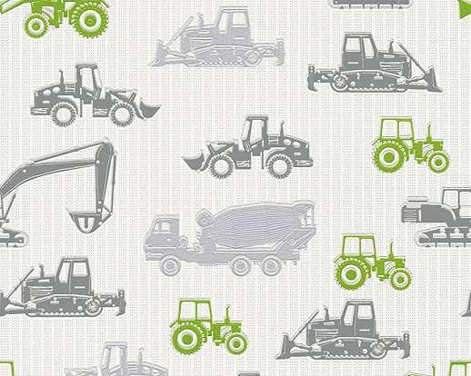 Fiús traktoros gyerek tapéta