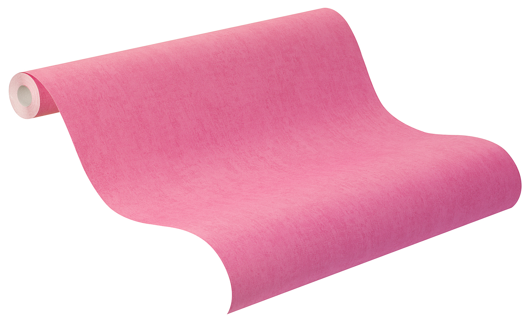 Foltos hatású, pink uni tapéta