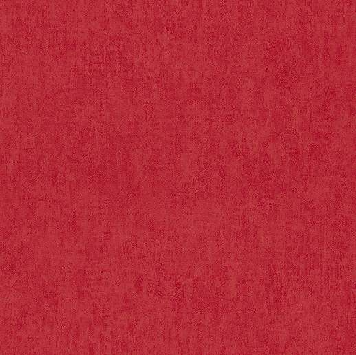 Foltos hatású, piros uni tapéta