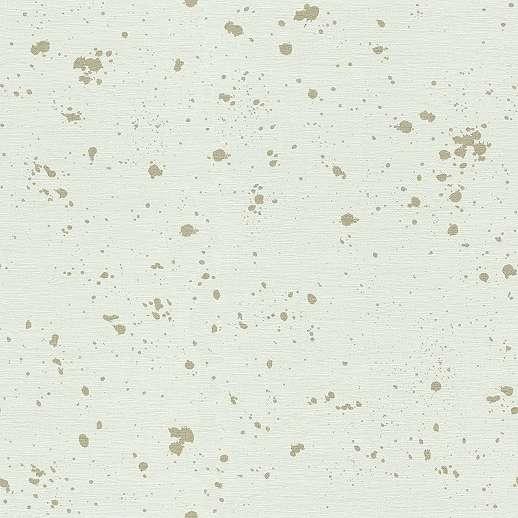 Foltos mintás tapéta halványkék foltokkal