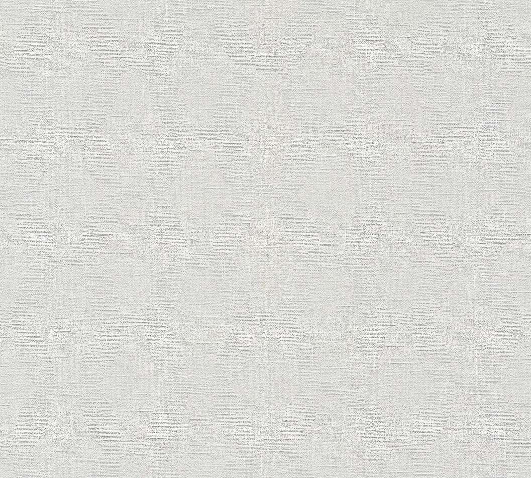 Geometrikus mintás vlies tapéta szürke, fehér színben