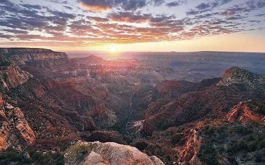 Grand Canyon fali poszter