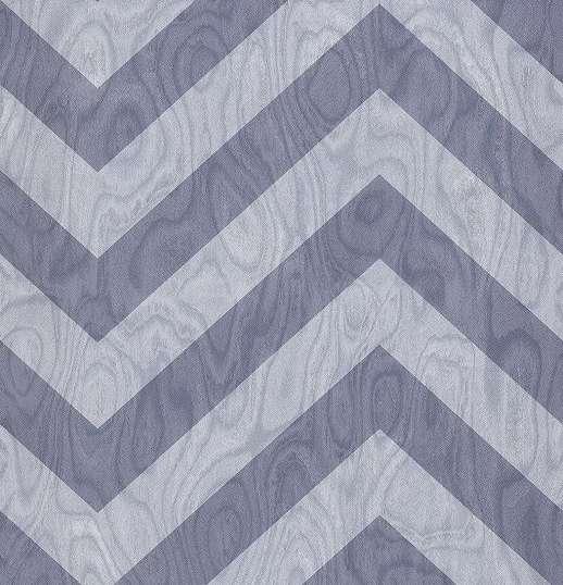 Gyerek tapéta csíkos kék mintával halványan faerezettel