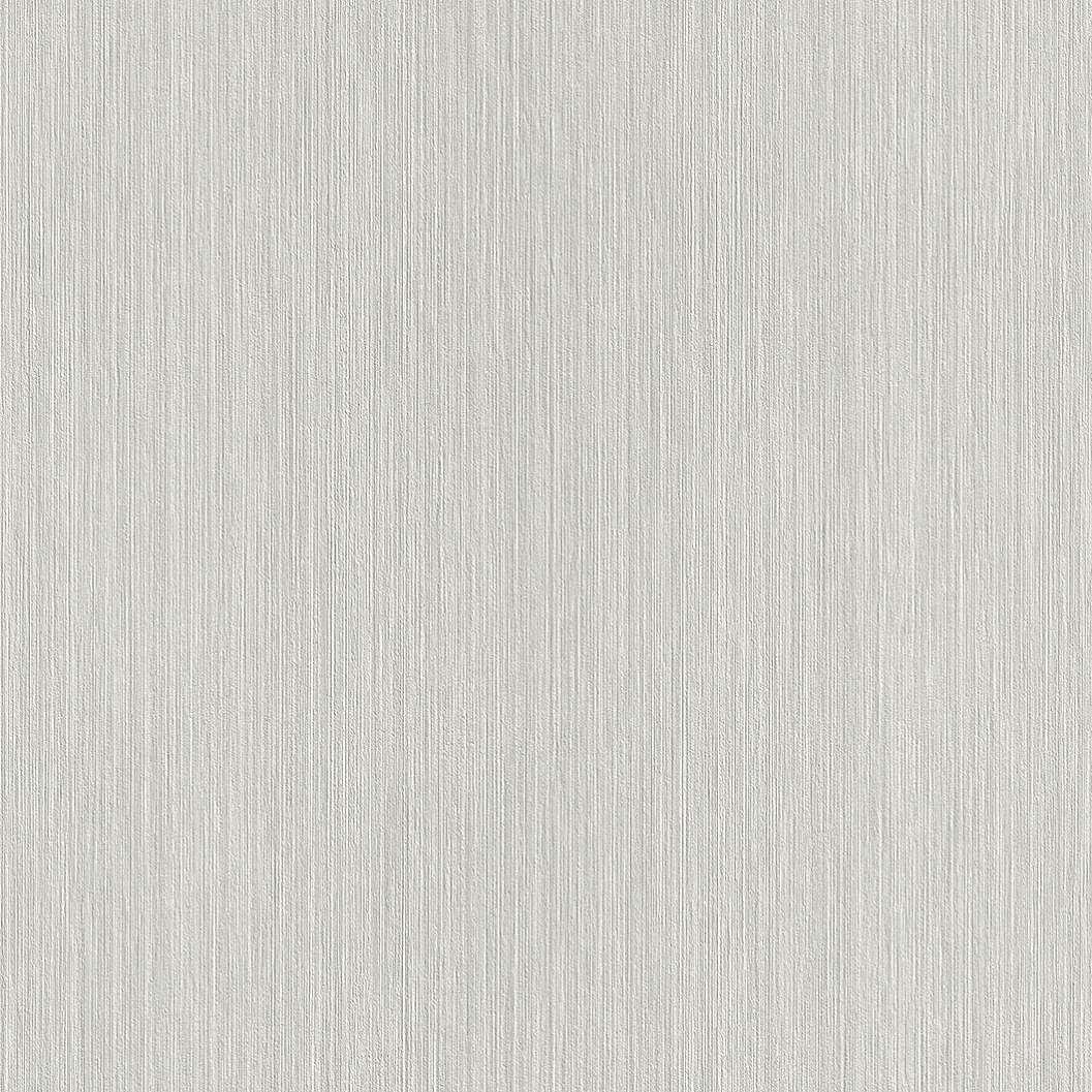 Halvány szürke szőtt hatású uni tapéta