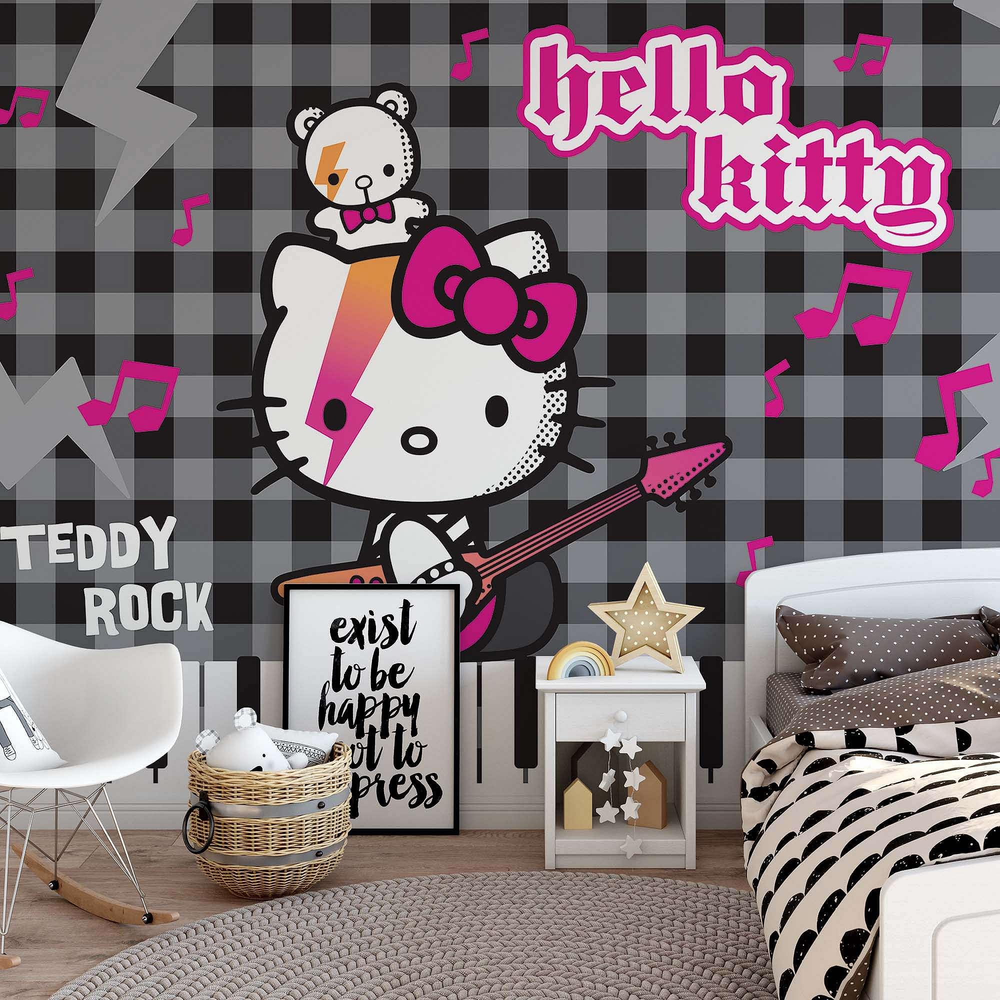 Hello Kitty fali poszter