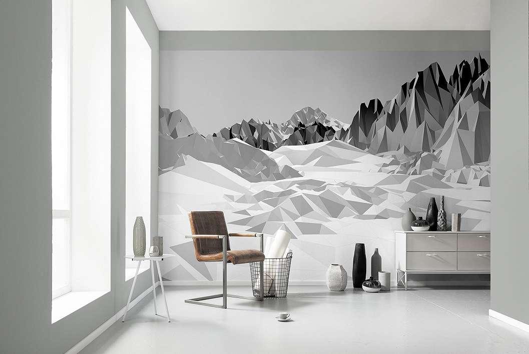Jégmezők modern fali poszter
