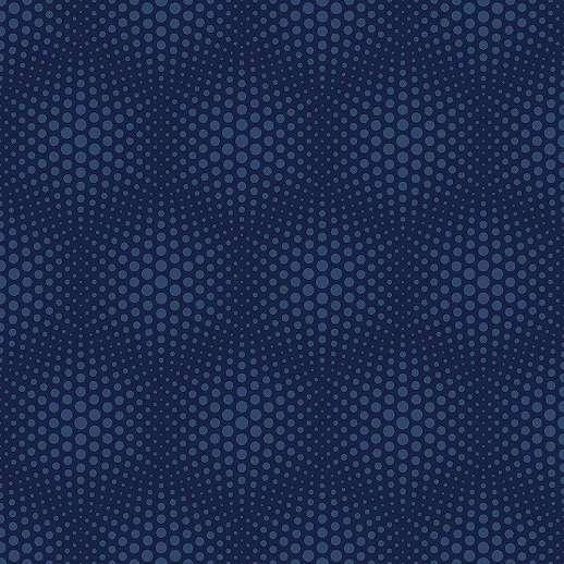 Kék 3D hatású modern vlies tapéta