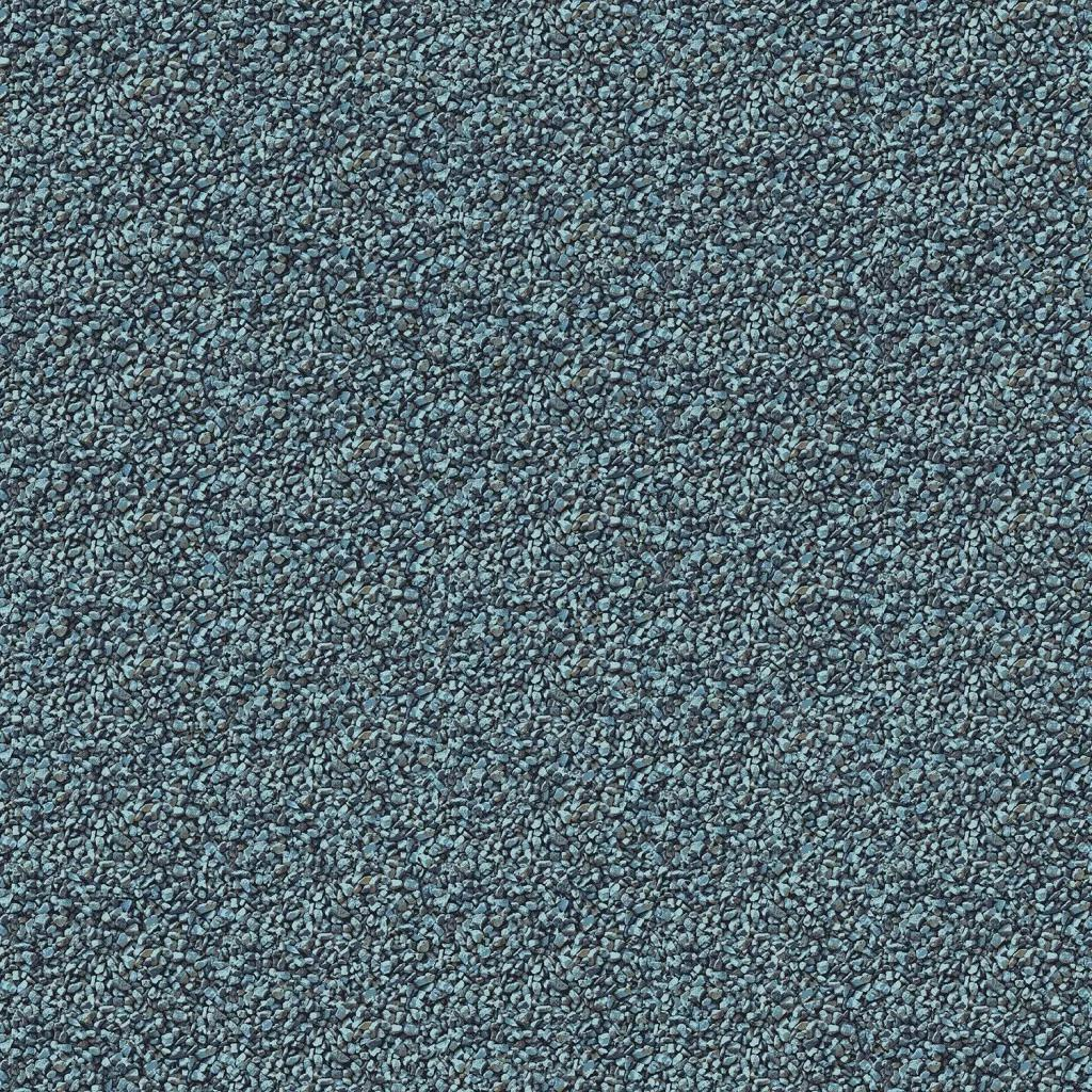 Kék apró kavics mintás vlies dekor tapéta