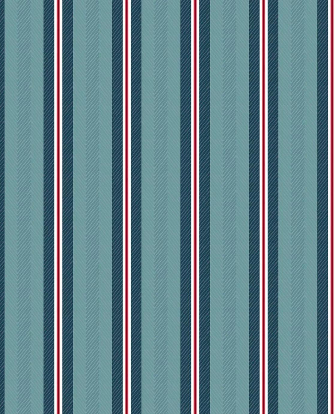 Kék csíkos mintás Eijffinger tapéta