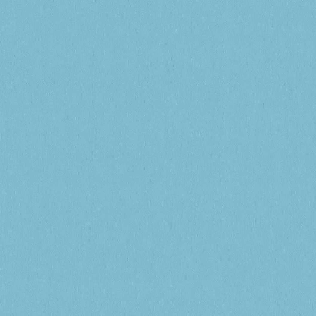 Kék egyszínű uni papír gyerek tapéta
