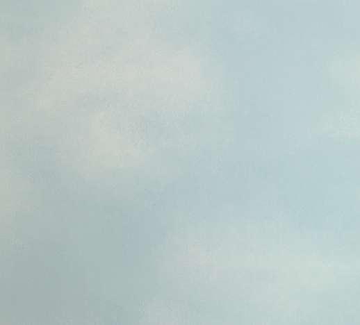 Kék-fehér égbolt gyerek tapéta