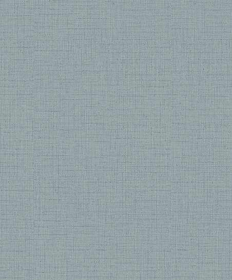 Kék szövet hatású egyszínű tapéta