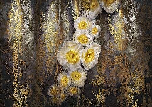 Keleties hangulatú Nárcisz fali poszter
