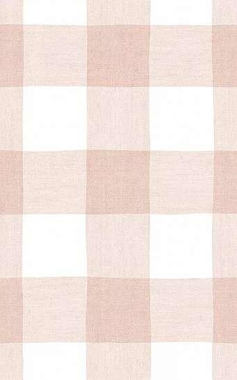 Kockás mintás vlies dekor tapéta púder rózsaszín színben