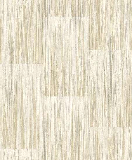 Krém fahatású dekor tapéta parketta mintával