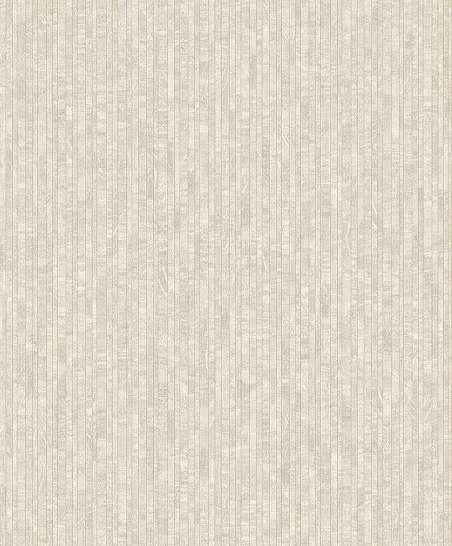 Krém mozaik csíkos mintás vlies design tapéta