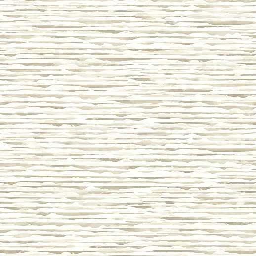 Krém színű modern csíkos mintás vlies tapéta