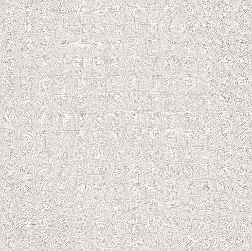 Krém-tört-fehér színű krokodilbőr hatású tapéta