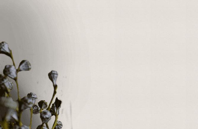 Krémfehér szövet hatású tapéta