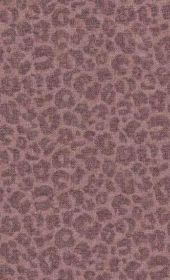 Leopárd bőr mintás tapéta halvány piros színben