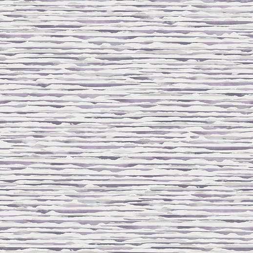 Lila akvarell hatású csíkos mintás vlies tapéta