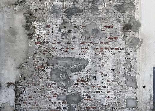 Loft bontott tégla mintás óriás fali poszter