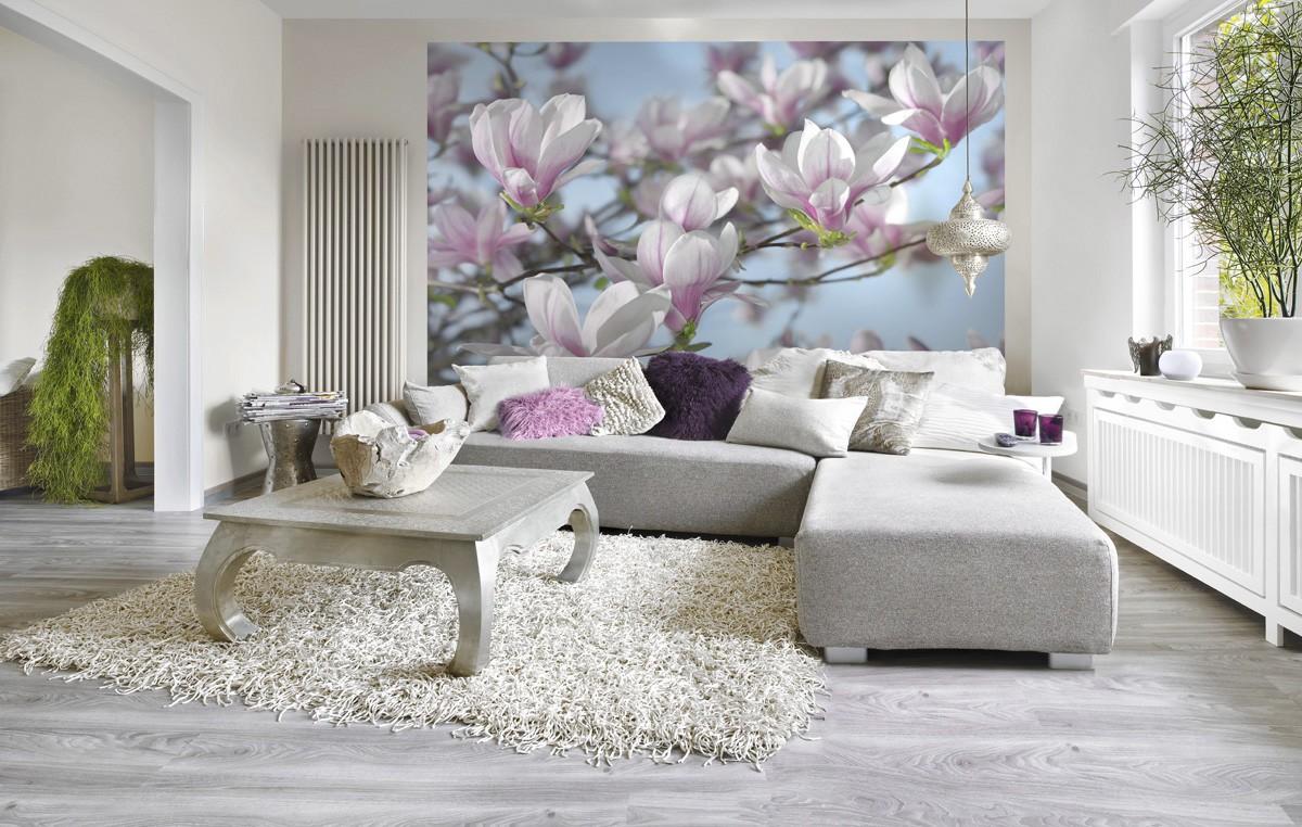 Magnolia virág fali poszter