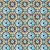 Marokkói mintás tapéta