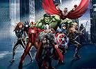 Marvel Avengers fali poszter