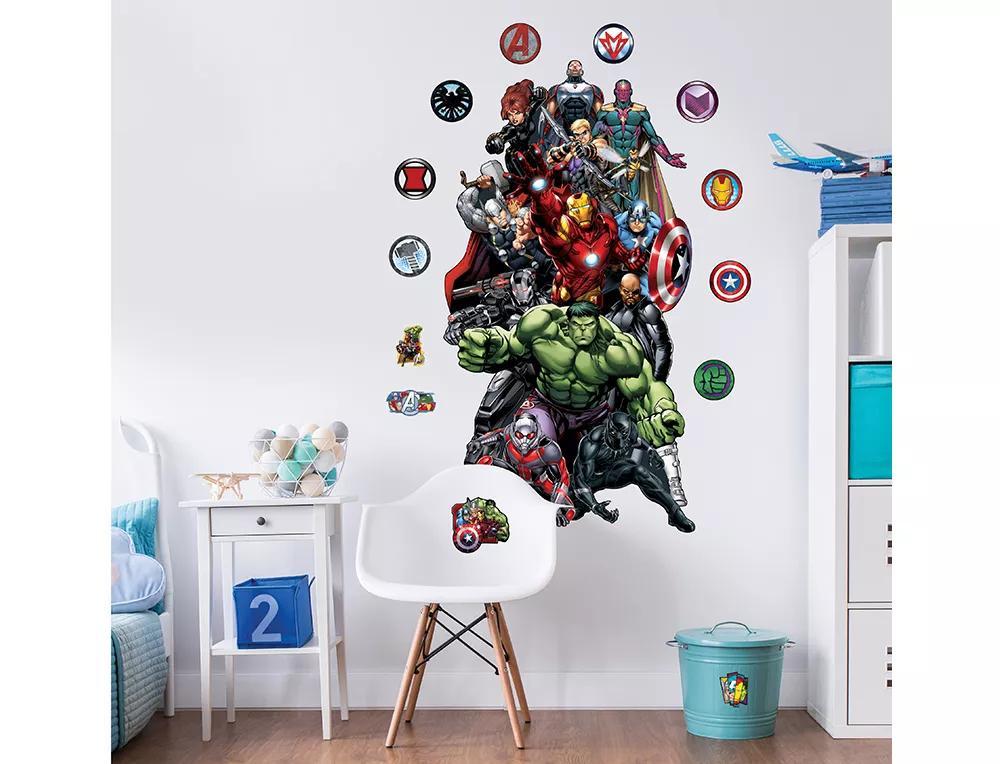 Marvel Avengers óriás falmatrica