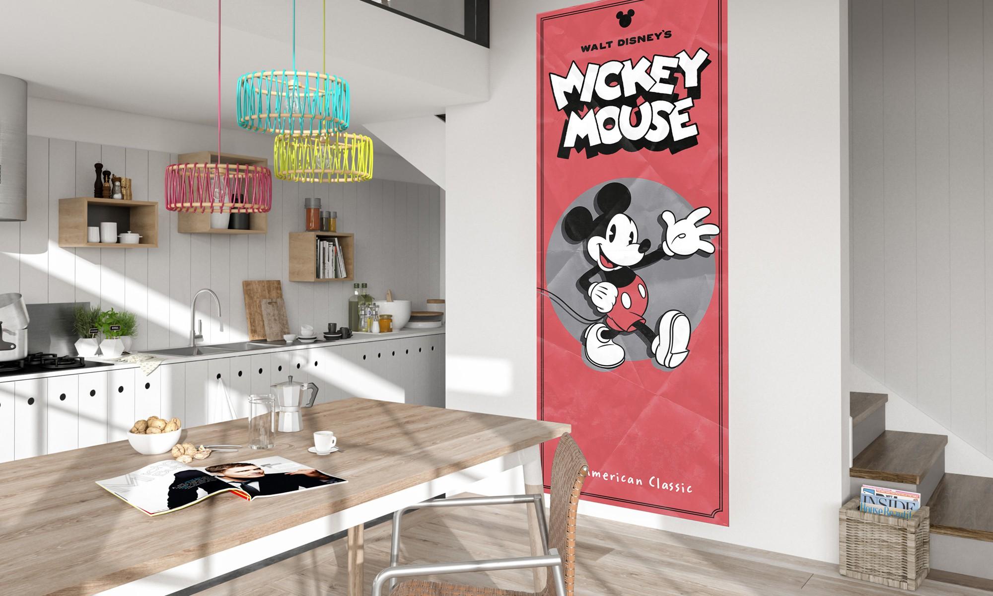 Mickey egér fali poszter