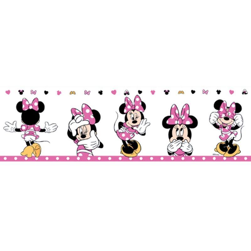 Minnie egeres bordűr