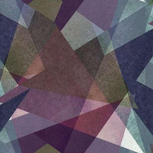 Modern absztrakt geometrikus mintás vlies design tapéta
