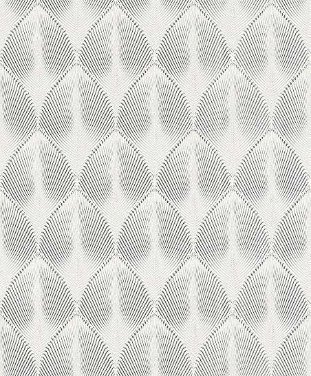 Modern absztrakt kagyló mintás vlies tapéta
