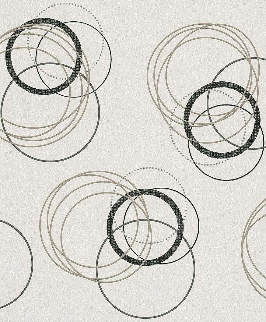 Modern geometriai mintás tapéta
