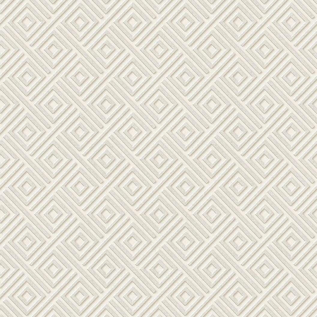 Modern geometrikus mintás vlies tapéta