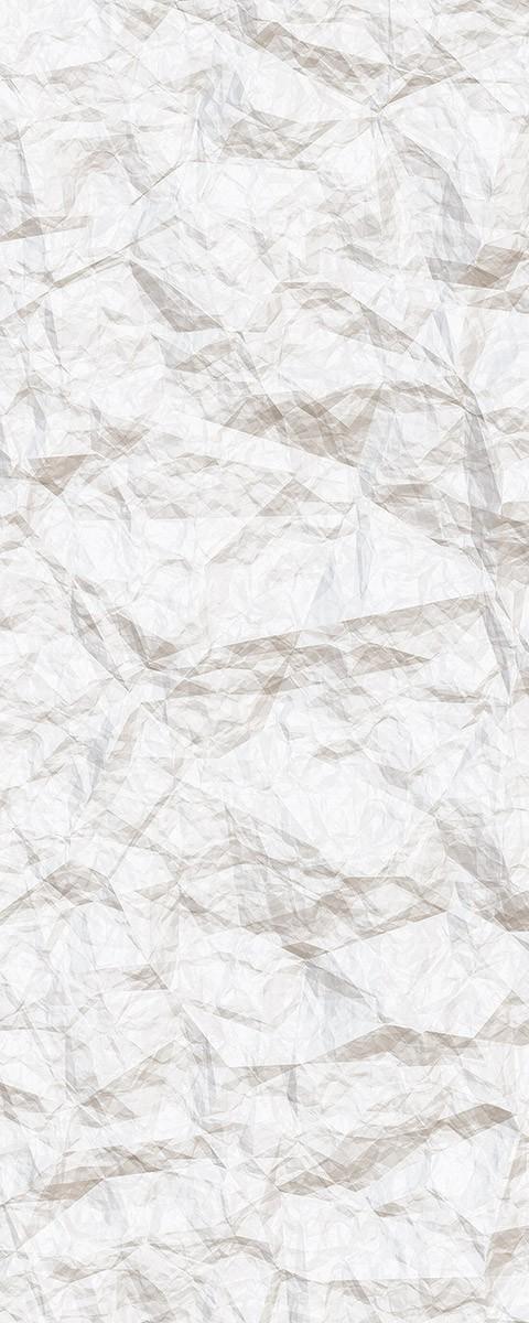 Modern gyűrt papír hatású fali poszter