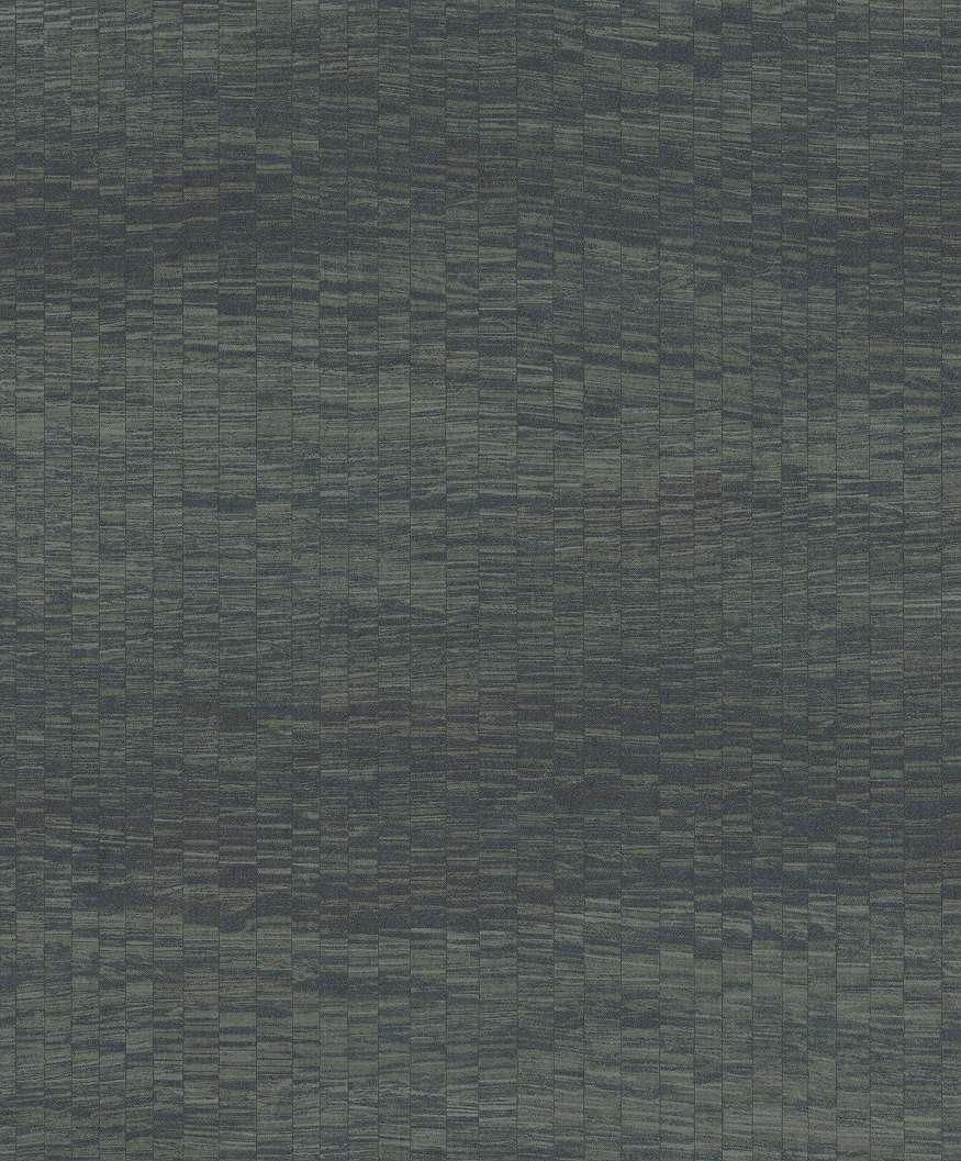Modern kékes-zöld csíkos tapéta