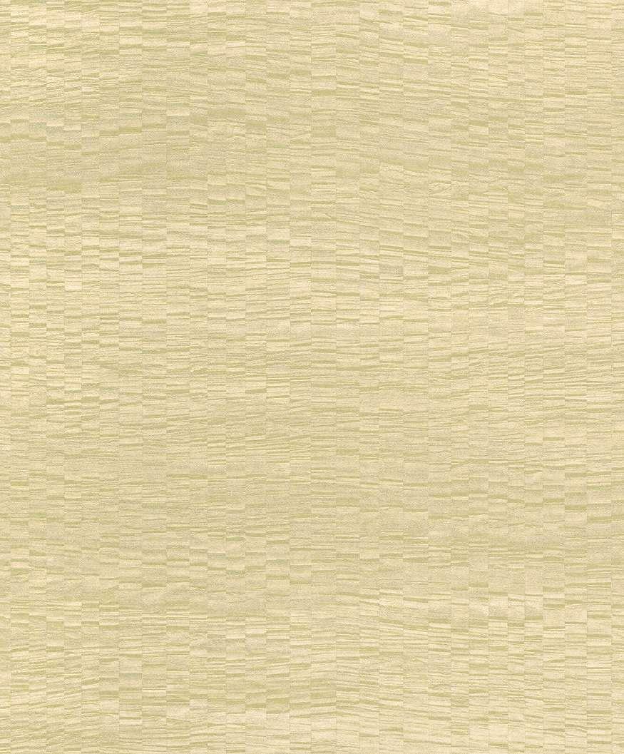 Modern sárga csíkos tapéta