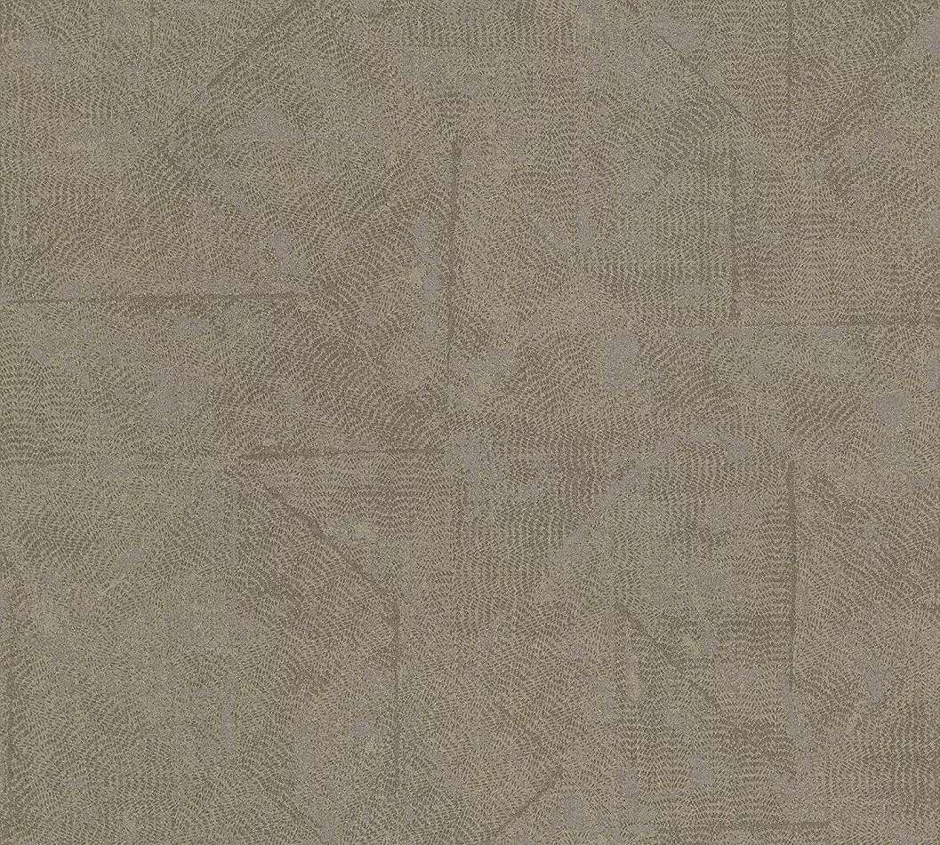 Modern struktúrált felületű barna tapéta