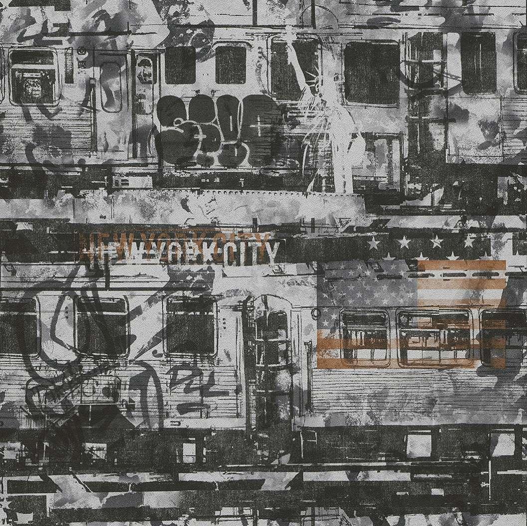 New York street tapéta