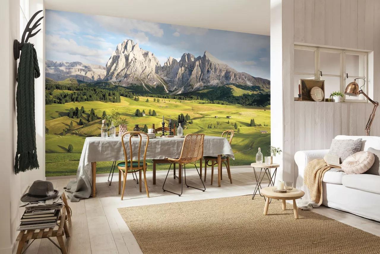 Olasz Alpok csodái fali poszter